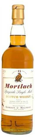 Mortlach Scotch 15 Year